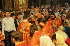 Фоторепортаж из Свято-Троицкого Ионинского монастыря о праздновании Светлого праздника Пасхи 423