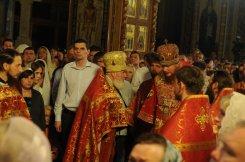 Фоторепортаж из Свято-Троицкого Ионинского монастыря о праздновании Светлого праздника Пасхи 431