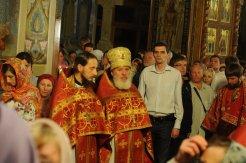 Фоторепортаж из Свято-Троицкого Ионинского монастыря о праздновании Светлого праздника Пасхи 433