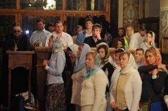 Фоторепортаж из Свято-Троицкого Ионинского монастыря о праздновании Светлого праздника Пасхи 451