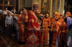 Фоторепортаж из Свято-Троицкого Ионинского монастыря о праздновании Светлого праздника Пасхи 470