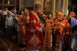 Фоторепортаж из Свято-Троицкого Ионинского монастыря о праздновании Светлого праздника Пасхи 471