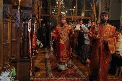Фоторепортаж из Свято-Троицкого Ионинского монастыря о праздновании Светлого праздника Пасхи 483