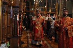 Фоторепортаж из Свято-Троицкого Ионинского монастыря о праздновании Светлого праздника Пасхи 486