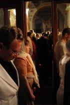 Фоторепортаж из Свято-Троицкого Ионинского монастыря о праздновании Светлого праздника Пасхи 505