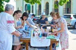 II Благотворительная ярмарка творческих работ людей с тяжёлой инвалидностью 5