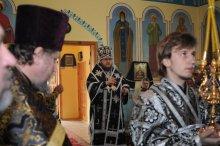 Фоторепортаж. Первое мая в сельском храме села Сукачи 32