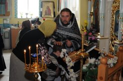 Фоторепортаж. Первое мая в сельском храме села Сукачи 100