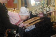 Фоторепортаж. Первое мая в сельском храме села Сукачи 104