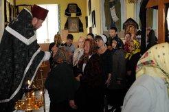 Фоторепортаж. Первое мая в сельском храме села Сукачи 121