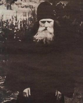 Редкое фото, Прп. Феофан, Рыхловский, в житии