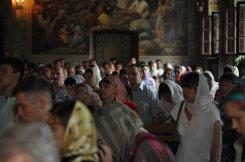 Святая Троица. Фотографии праздничного богослужения из Свято-Троицкого Ионинского монастыря.2013 год. 95