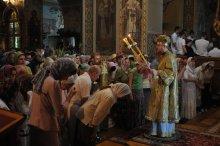 Святая Троица. Фотографии праздничного богослужения из Свято-Троицкого Ионинского монастыря.2013 год. 147