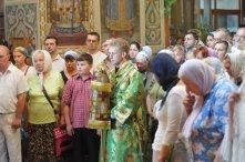 Святая Троица. Фотографии праздничного богослужения из Свято-Троицкого Ионинского монастыря.2013 год. 233