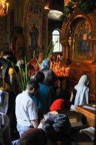 Святая Троица. Фотографии праздничного богослужения из Свято-Троицкого Ионинского монастыря.2013 год. 243