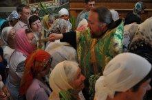 Святая Троица. Фотографии праздничного богослужения из Свято-Троицкого Ионинского монастыря.2013 год. 331