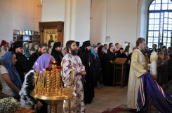 300 фото с храмового праздника Преображение Господне Спасо-Преображенского скита Ионинского монастыря 20