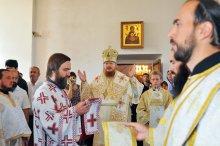 300 фото с храмового праздника Преображение Господне Спасо-Преображенского скита Ионинского монастыря 36