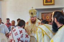 300 фото с храмового праздника Преображение Господне Спасо-Преображенского скита Ионинского монастыря 37