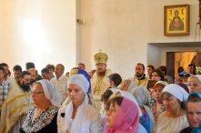 300 фото с храмового праздника Преображение Господне Спасо-Преображенского скита Ионинского монастыря 40