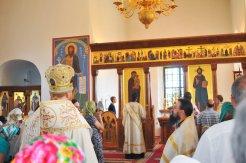 300 фото с храмового праздника Преображение Господне Спасо-Преображенского скита Ионинского монастыря 43