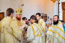 300 фото с храмового праздника Преображение Господне Спасо-Преображенского скита Ионинского монастыря 44