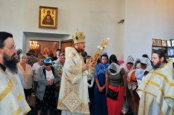 300 фото с храмового праздника Преображение Господне Спасо-Преображенского скита Ионинского монастыря 56