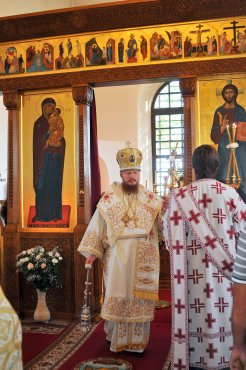 300 фото с храмового праздника Преображение Господне Спасо-Преображенского скита Ионинского монастыря 62