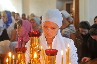 300 фото с храмового праздника Преображение Господне Спасо-Преображенского скита Ионинского монастыря 70
