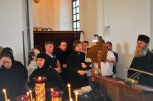 300 фото с храмового праздника Преображение Господне Спасо-Преображенского скита Ионинского монастыря 77