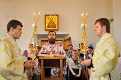 300 фото с храмового праздника Преображение Господне Спасо-Преображенского скита Ионинского монастыря 82