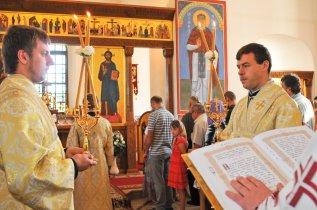 300 фото с храмового праздника Преображение Господне Спасо-Преображенского скита Ионинского монастыря 86