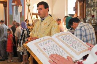 300 фото с храмового праздника Преображение Господне Спасо-Преображенского скита Ионинского монастыря 87