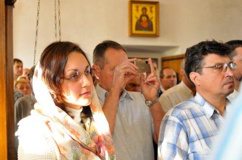 300 фото с храмового праздника Преображение Господне Спасо-Преображенского скита Ионинского монастыря 93