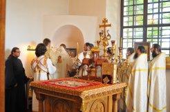 300 фото с храмового праздника Преображение Господне Спасо-Преображенского скита Ионинского монастыря 116