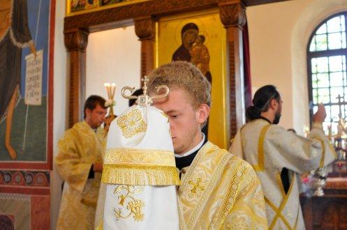 300 фото с храмового праздника Преображение Господне Спасо-Преображенского скита Ионинского монастыря 119