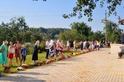 300 фото с храмового праздника Преображение Господне Спасо-Преображенского скита Ионинского монастыря 141