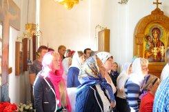 300 фото с храмового праздника Преображение Господне Спасо-Преображенского скита Ионинского монастыря 146