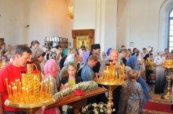 300 фото с храмового праздника Преображение Господне Спасо-Преображенского скита Ионинского монастыря 147