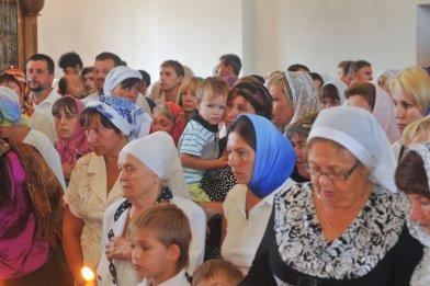 300 фото с храмового праздника Преображение Господне Спасо-Преображенского скита Ионинского монастыря 155