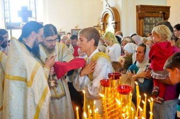 300 фото с храмового праздника Преображение Господне Спасо-Преображенского скита Ионинского монастыря 165