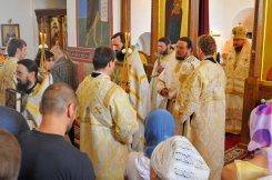 300 фото с храмового праздника Преображение Господне Спасо-Преображенского скита Ионинского монастыря 187
