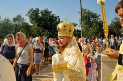 300 фото с храмового праздника Преображение Господне Спасо-Преображенского скита Ионинского монастыря 192