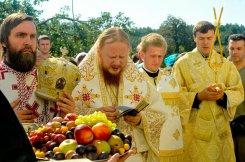 300 фото с храмового праздника Преображение Господне Спасо-Преображенского скита Ионинского монастыря 231