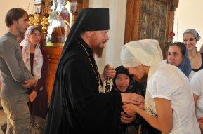 300 фото с храмового праздника Преображение Господне Спасо-Преображенского скита Ионинского монастыря 243