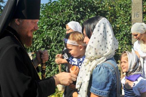 300 фото с храмового праздника Преображение Господне Спасо-Преображенского скита Ионинского монастыря 263