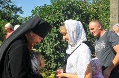 300 фото с храмового праздника Преображение Господне Спасо-Преображенского скита Ионинского монастыря 265