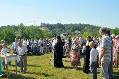300 фото с храмового праздника Преображение Господне Спасо-Преображенского скита Ионинского монастыря 268