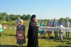 300 фото с храмового праздника Преображение Господне Спасо-Преображенского скита Ионинского монастыря 270