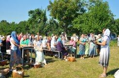 300 фото с храмового праздника Преображение Господне Спасо-Преображенского скита Ионинского монастыря 296